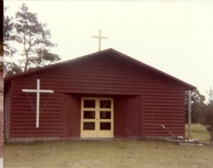 CLEC Chapel in 1979, Photo Credit: CLEC Facebook Page