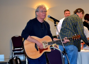 Fran McKendree bringing folks together sharing his unique gift of musical leadership