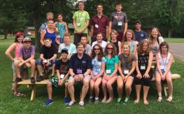 Episcopal Youth Quest Camp 2015