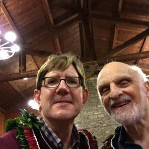 Spending time with Walter Brueggemann at Awakening Soul, November 5 in Asheville, NC